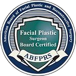 Facial Plastic Surgeon Board Certified - American Board of Facial Plastic and Reconstructive Surgery - logo